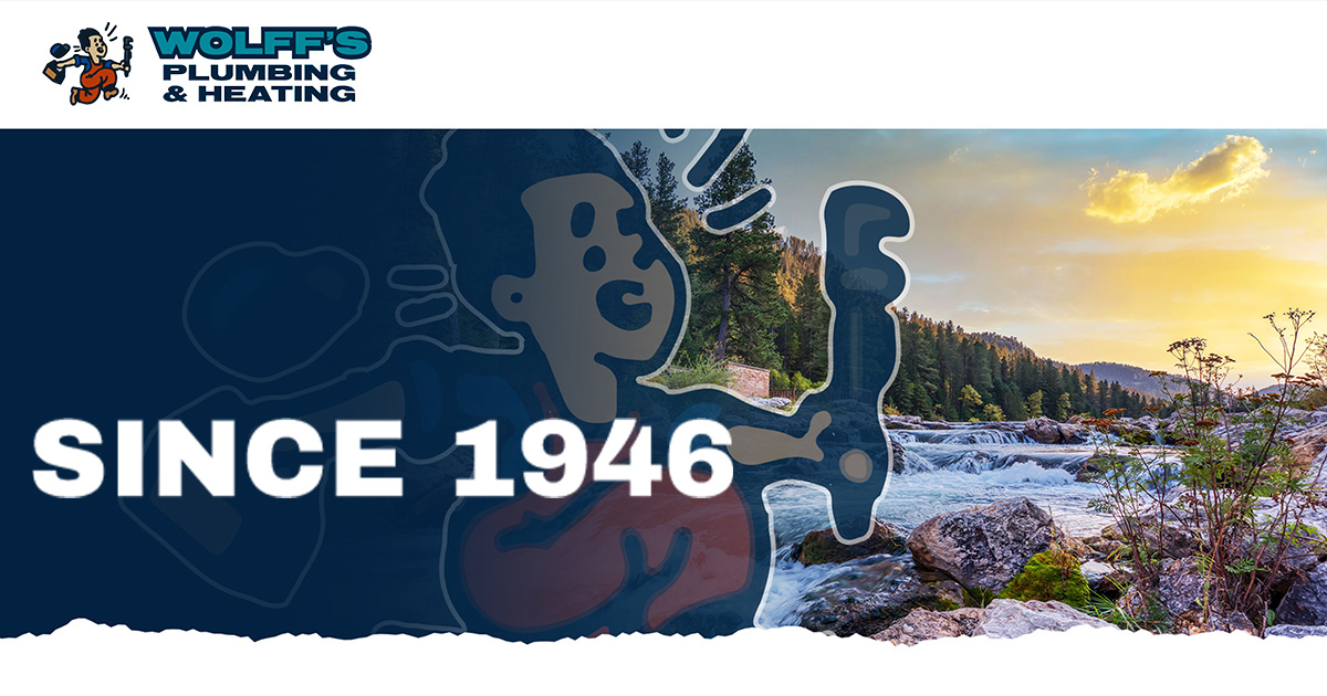 Spearfish Plumbing Hvac Wolff S Plumbing Heating Inc